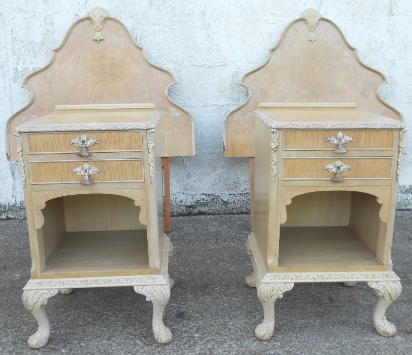 queen anne bedroom set,